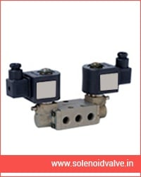 Double Acting Solenoid Valves Manufacturer, Supplier and Exporter in USA, UK, South-Korea, South-Africa, Oman, Kenya, Bhutan, Burma