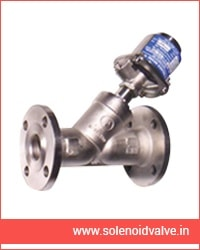 Y Type Control Valve Manufacturer, Supplier and Exporter in Gujarat, India