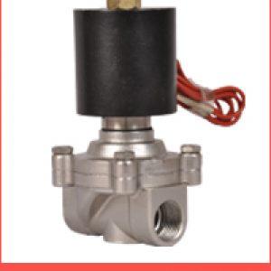 Manufacturer, Supplier and Exporter of Low Pressure Solenoid Valve in Andhra-Pradesh, Madhya-Pradesh, Uttar-Pradesh, Tamilnadu, Bangalore, Kerala