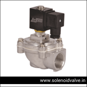Solenoid Pulse Valve Manufacturer, Supplier and Exporter in India