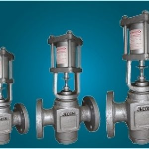 Steam Control Valves Manufacturer, Supplier and Exporter in Gujarat, India